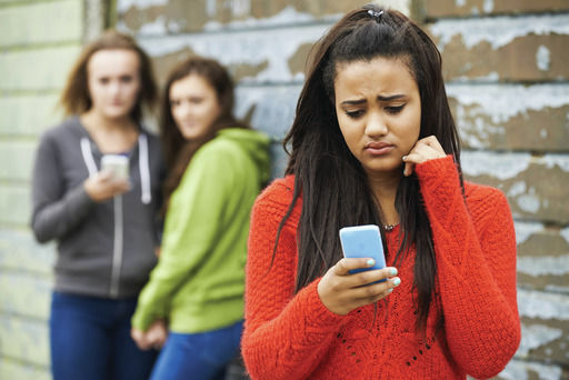 Cyberbullying builds in community due to apps, texting