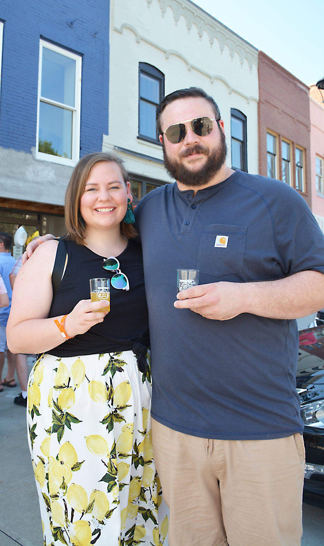 Beer crawl highlights downtown Liberty