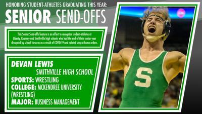 Senior Send-offs: Devan Lewis, Smithville