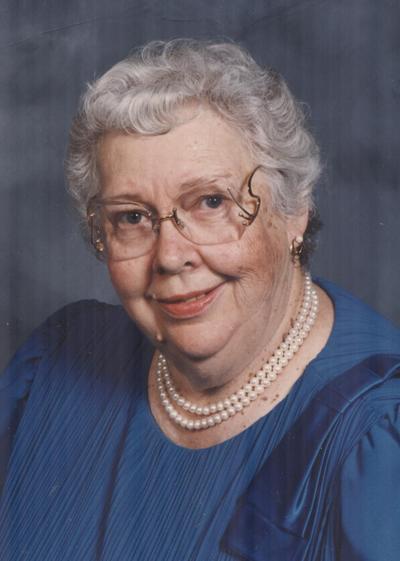 Irma L. Pendergrast