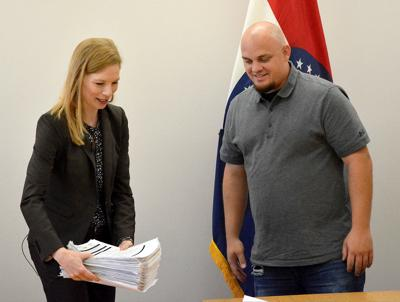 Auditor hits Clay County with second subpoena in 2 weeks