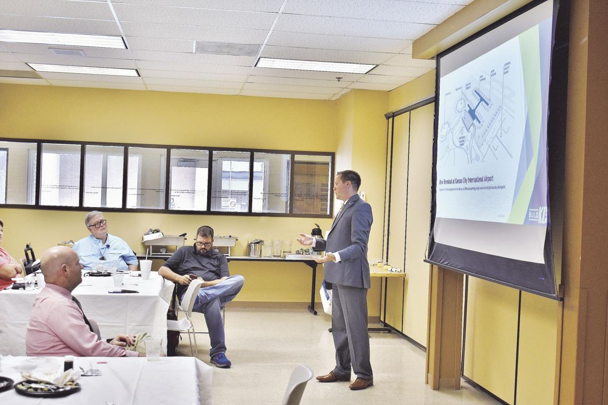 Smithville Rotary provides update on MCI
