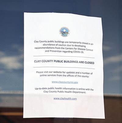 The Bounceback: Clay County public buildings remain closed until June 1