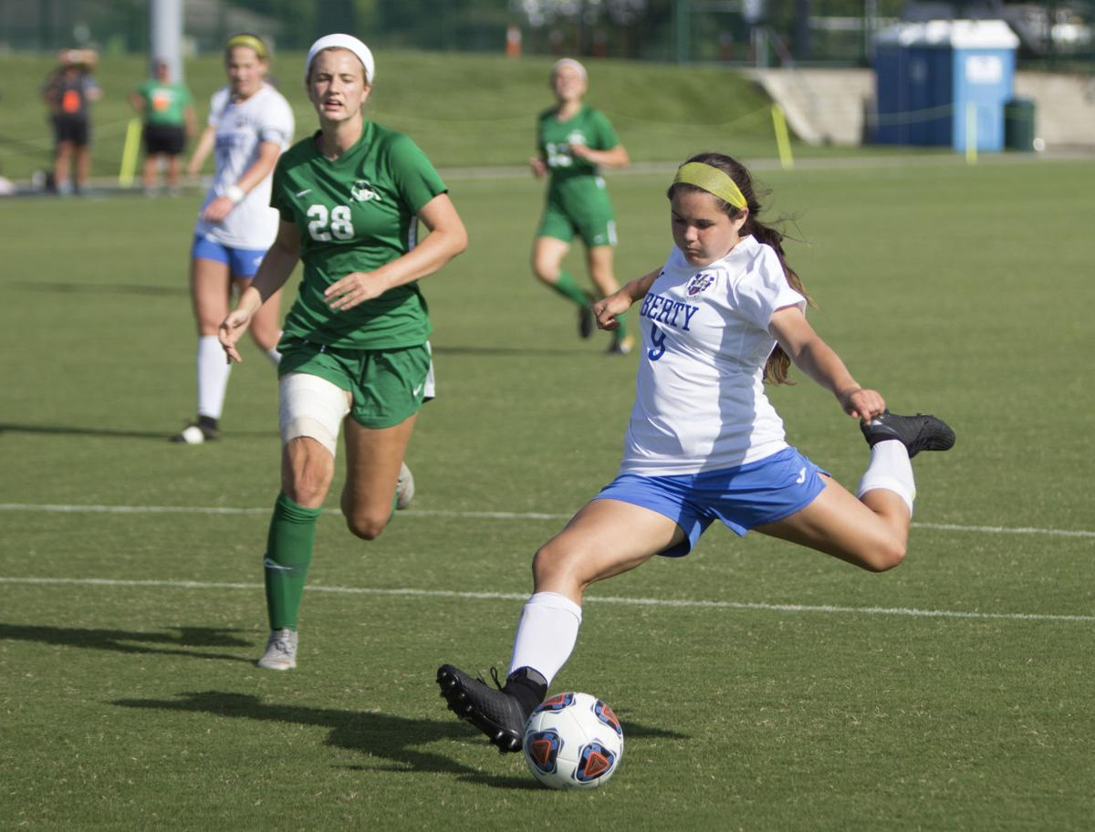 Liberty captures Class 4 crown behind two goals from Gaona