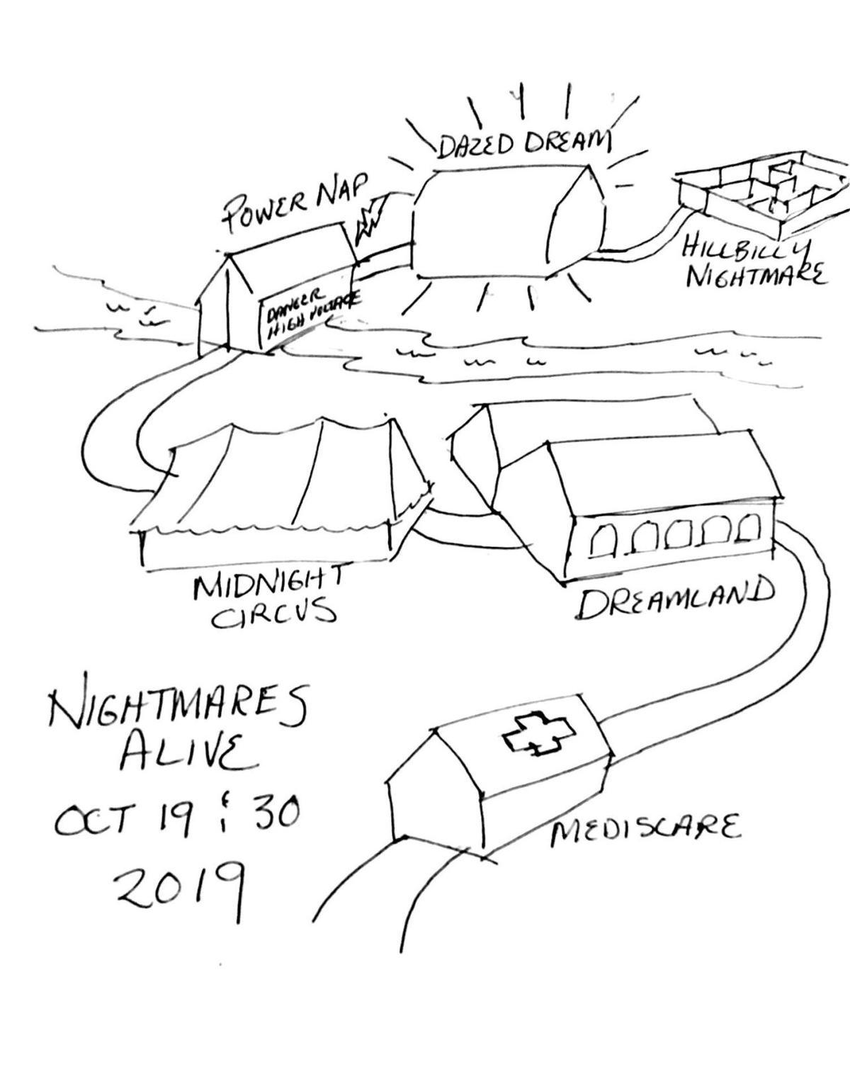 Nightmares Alive spooks Smithville