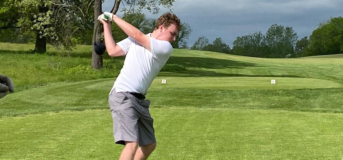Jays boys golf take 2nd, Eagles 3rd at conference tournament