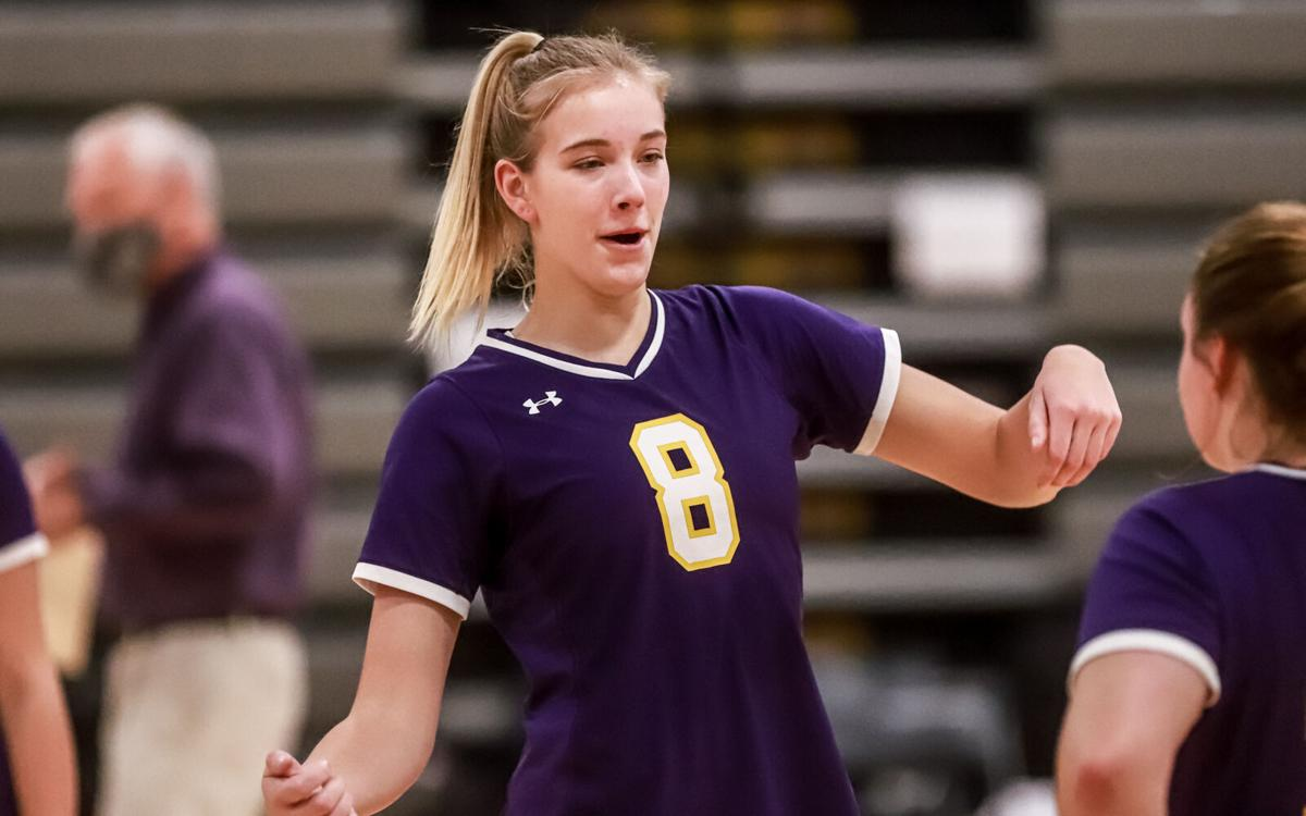 Kearney Girls Athlete of the Year: Andi Kreiling