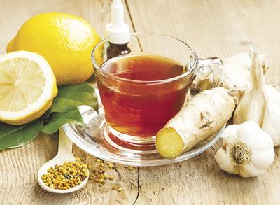 THE KITCHEN DIVA: Tea and therapy