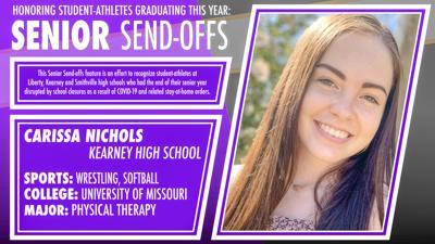 Senior Send-offs: Carissa Nichols, Kearney