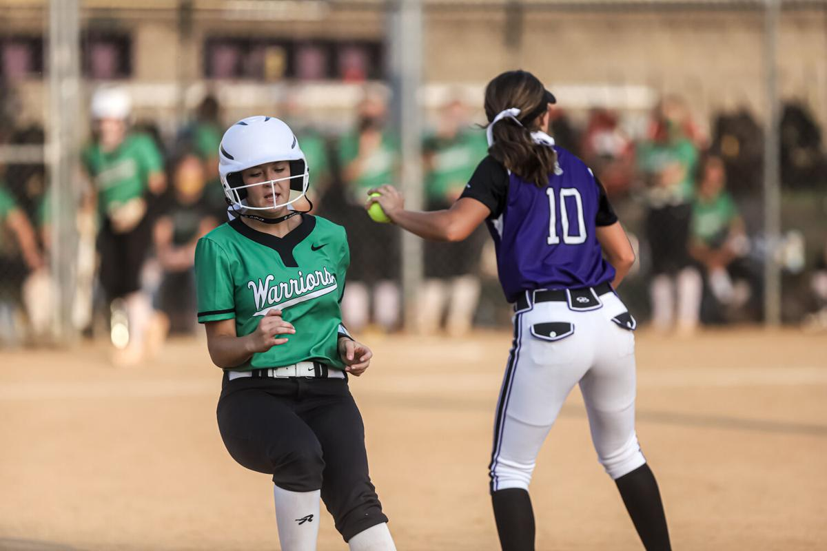 Kearney softball season ends with district semis loss to Smithville
