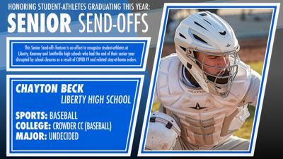 Senior Send-offs: Chayton Beck, Liberty