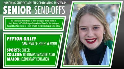 Senior Send-offs: Peyton Gilley, Smithville