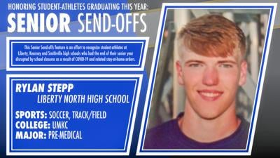 Senior Send-offs: Rylan Stepp, Liberty North