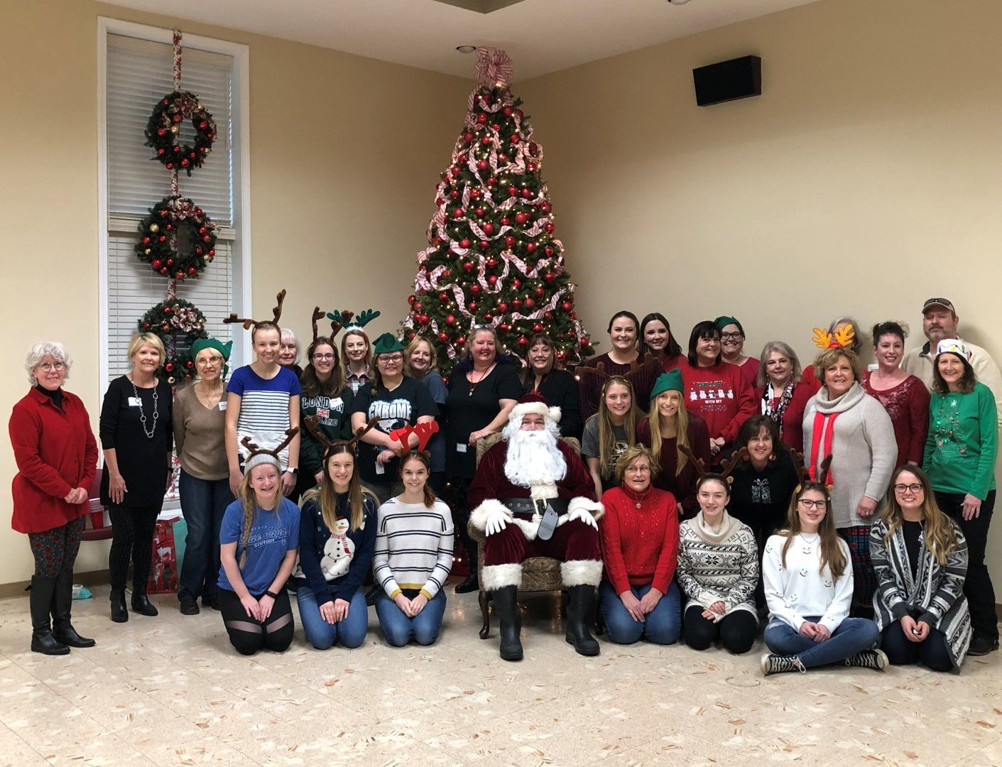 Providing Christmas cheer to foster children | My Courier Tribune