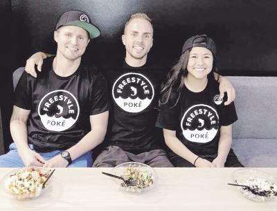 Former Northlander opens poké restaurant