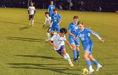 Liberty soccer wins district title with 1-0 win of Park Hill South
