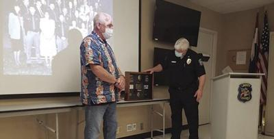 Lieutenant retires from Liberty police after 34 years