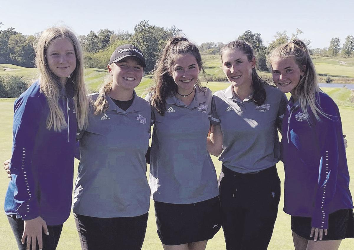 Blue Jays advance golf team to state; Eagles' Mickelson earner runner-up honors