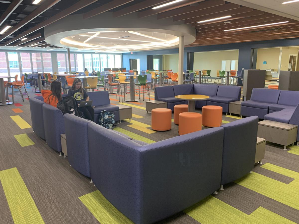 Open house invites community to new wing, Liberty North