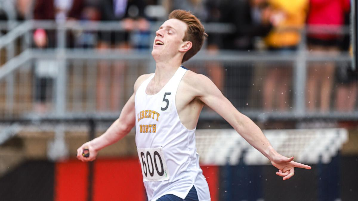 Eagles' Lee captures four state titles, boys finish fourth in Class 5