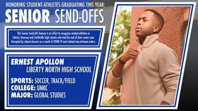 Senior Send-offs: Ernest Apollon, Liberty North