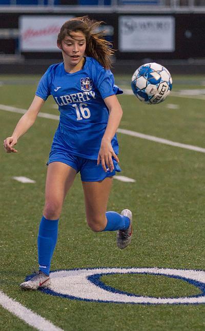 Liberty's Kat Torrance commits to Mizzou soccer