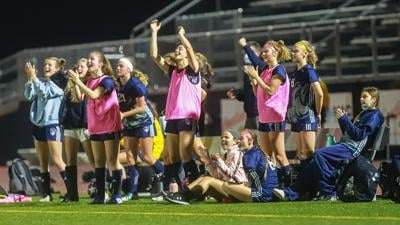 Liberty North soccer clinches Suburban Gold conference title