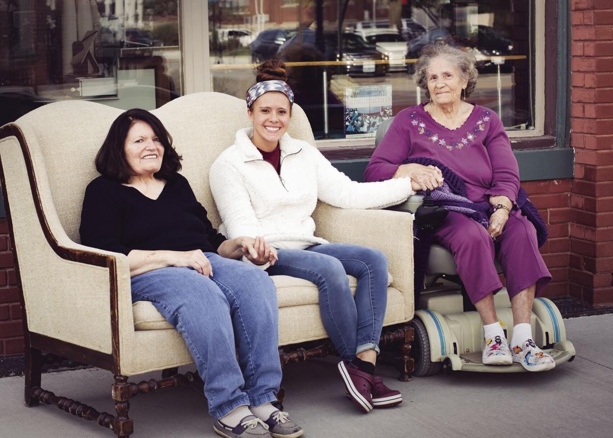 Cornerstone Coffee pays homage to 'grandma'
