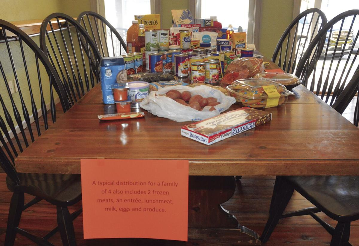 Kearney Food Pantry settles into new space