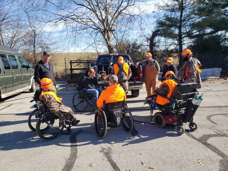 Nearly 150 take part in Smithville Lake deer hunt