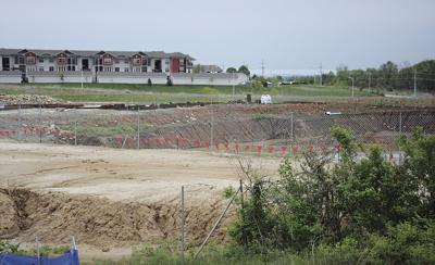 Commissioners stop spending on Annex project