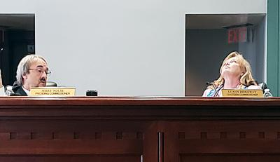Attorney contract still in limbo after commissioners squabble