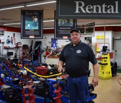 Small-town business helps big projects