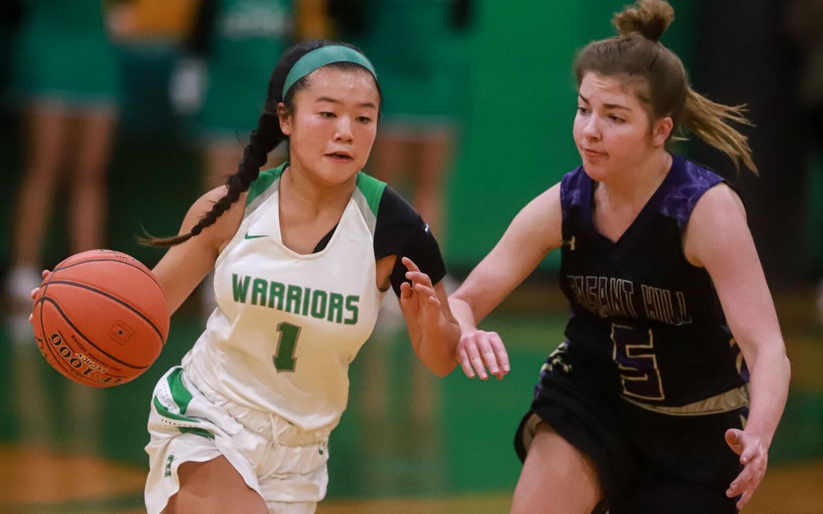 Smithville girls basketball against Pleasant Hill on Senior Night-26.jpg