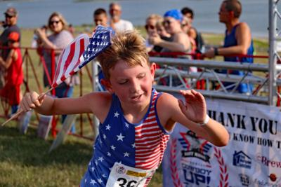 Cowboy UP! Triathlon returns in early August