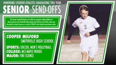 Senior Send-offs: Cooper Milford, Smithville