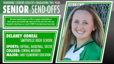 Senior Send-offs: Delaney Odneal, Smithville