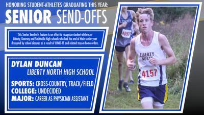 Senior Send-offs: Dylan Duncan, Liberty North
