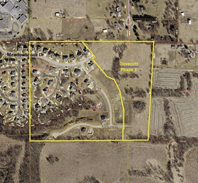 Kearney approves subdivision plats in Dovecott