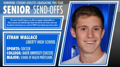 Senior Send-offs: Ethan Wallace, Liberty