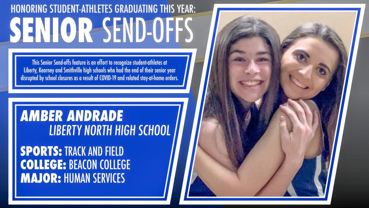 Senior Send-offs: Amber Andrade, Liberty North