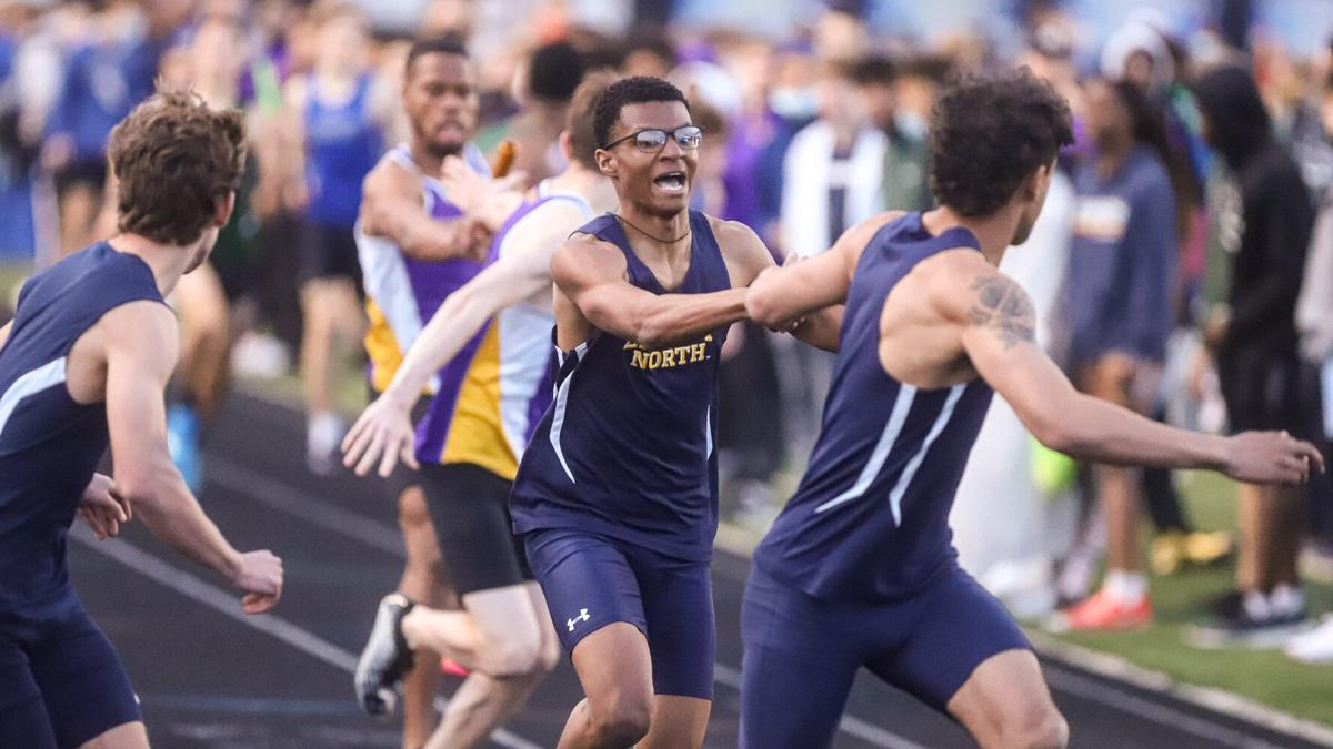 Liberty North boys and girls take 1st in Liberty North Invitational track meet