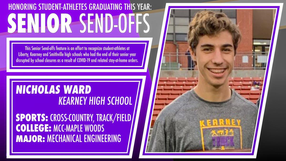 Senior Send-offs: Christopher Ward, Kearney