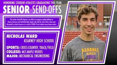 Senior Send-offs: Christopher Ward, Kearney
