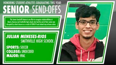 Senior Send-offs: Julian Meneses-Rios, Smithville