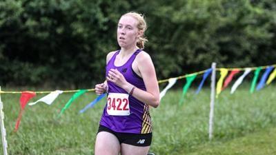 Kearney cross country teams take 2nd at Grain Valley Invitational