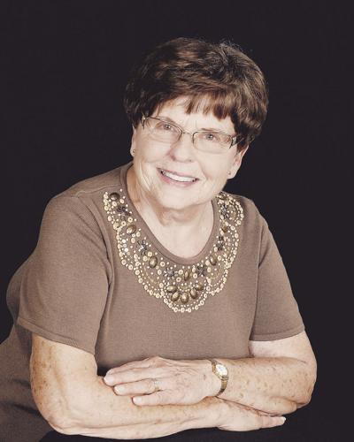 """Patricia """"Pat"""" Anne Ellison"""