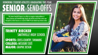 Senior Send-offs: Trinity Riecker, Smithville