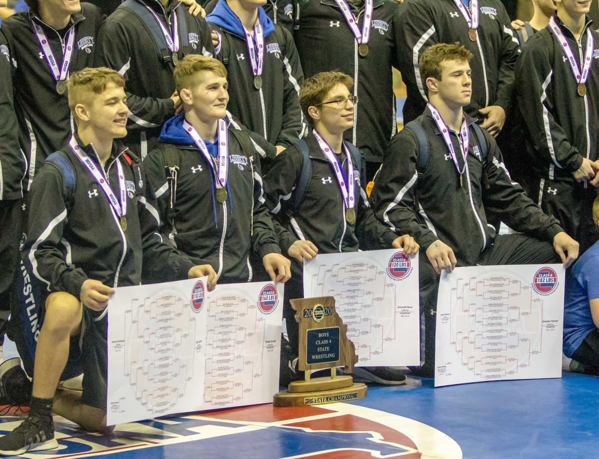 Blue Jays win state with all-time performance
