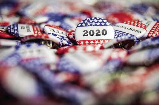 Election logo 2020